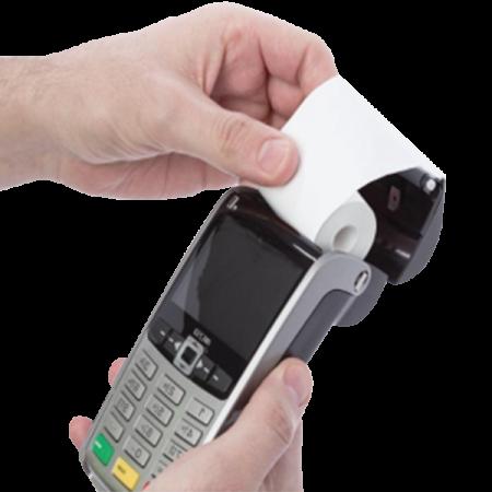 Credit Card Till Rolls