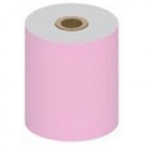 57 x 30 x 12.7mm Core Pink BPA Free Thermal Till Rolls Boxed 20s - TH026P
